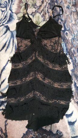 Вечернее платье на брительках