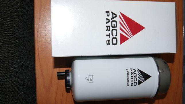 Filtr paliwa Valtra Massey pompa rotacyjna Case Fendt Agco Oryginał