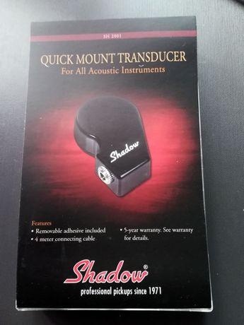 Pickup shadow - guitarra - ukulele - outros instrumentos acústicos