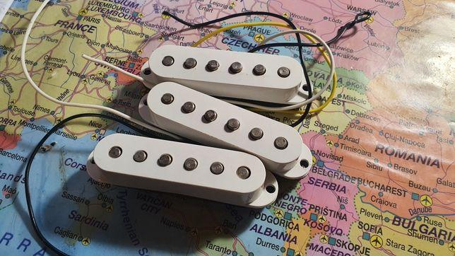 Продам сет звукоснимателей Fender