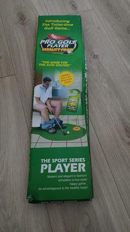 Golf toaletowy :)