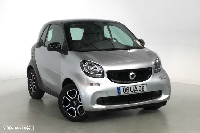 Smart ForTwo (Fortwo 1.0 Prime 71 Aut.)