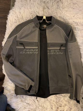 Летняя мотокуртка Harley-Davidson с карманами под защиту