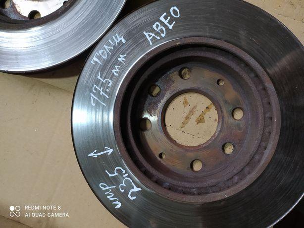 Передні тормозні діски Авео кузов Т-250