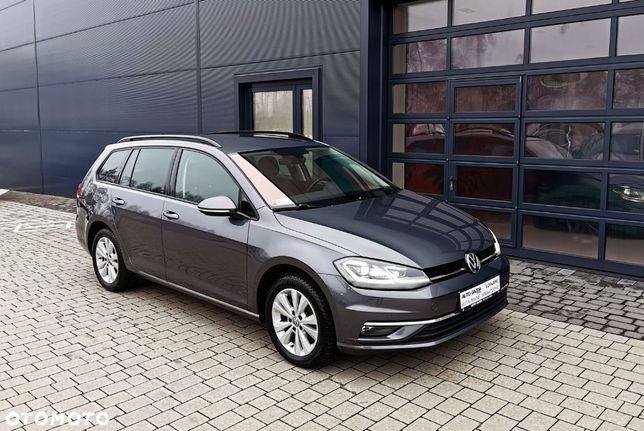 Volkswagen Golf Salon PL, 1 Właściciel, Bezwypadkowy, Serwis ASO, FV 23%