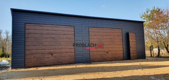 Garaże blaszane Premium* Najwyższa jakość w Najlepszej cenie*