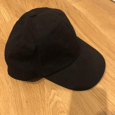Czapka z daszkiem czarna Bershka rozmiar M