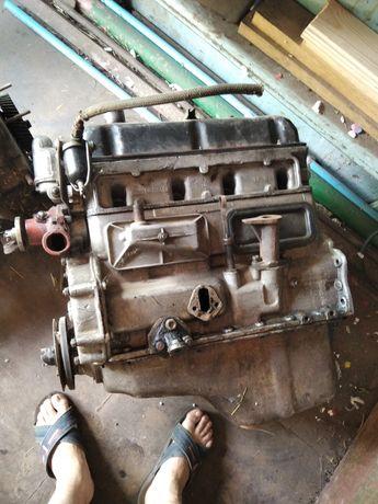 Мотор на УАЗ