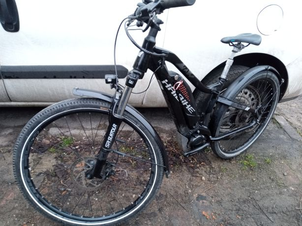 Rower elektryczny Haibike Yammaha