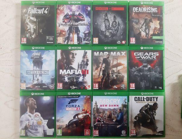 Jogos Xbox One / Xbox Series / Xbox 360