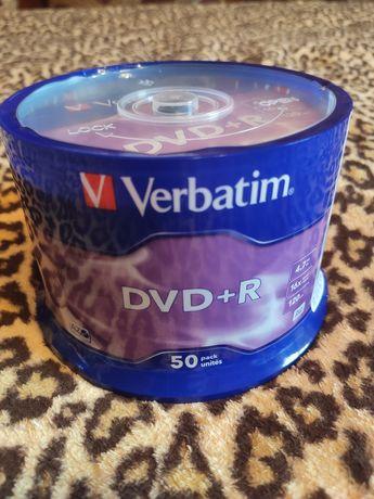 DVD диски 50 штук