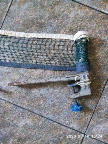 Сетка для настольного тенниса с ракеткой