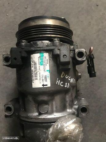Compressor de AC Fiat Ducato 2.3 Citroen Jumper Peugeot Boxer 2.3