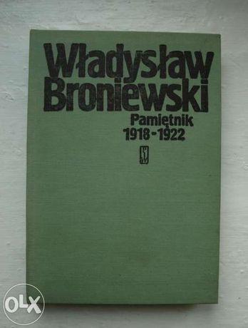 Pamiętnik - Władysław Broniewski