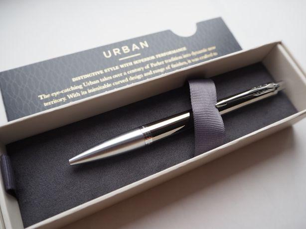 Ручка Parker URBAN 17 Premium Silvered Powder Оригиал