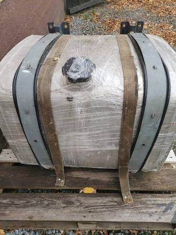 Zbiornik paliwa MAN TGS 320 litrów. Kompletny z łapami