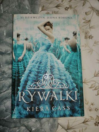 """""""Rywalki"""" Kiera Cass"""