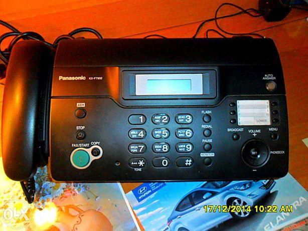 Факсимильный аппарат на термобумаге Panasonic KX-FT 932 UA