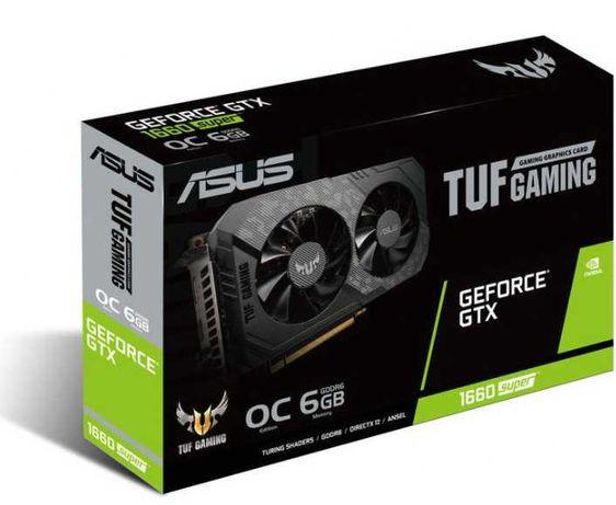 Asus GTX 1660 SUPER oc