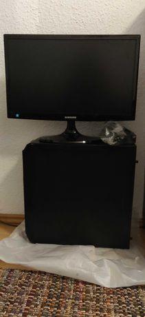 Komputer biurowy Intel G2030 / 4GB Ram / 500GB + monitor Samsung
