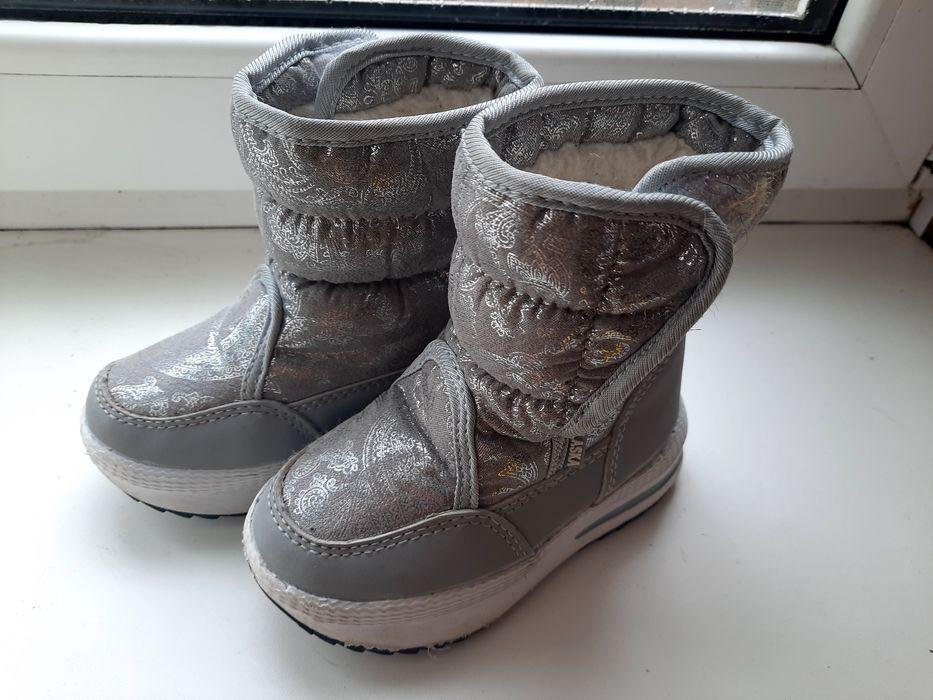 Зимові сапоги для дівчинки Хмельник - изображение 1