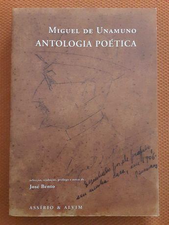 Miguel de Unamuno - Antologia Poética