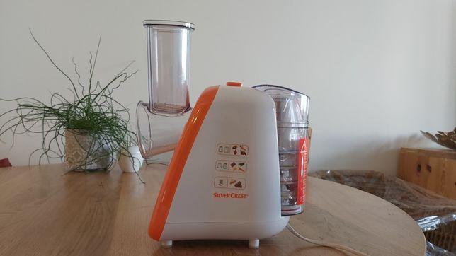 Silvercrest elektryczna tarka do warzyw