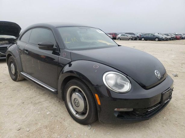 Авто в дороге! Volkswagen Beetle Turbo