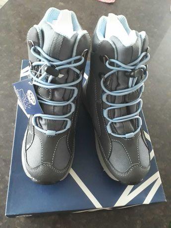 Зимние термо ботинки сапоги GEOX, р 27