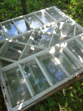 Продам рами віконні на теплиці