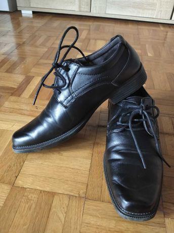 Buty chłopięce, komunijne rozmiar 37