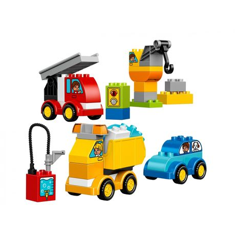 Lego duplo мои первые машины, грузовики, конструктор Лего дупло