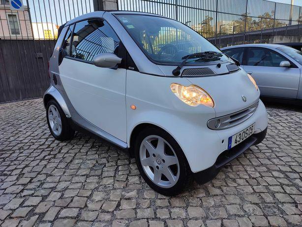 Smart Cabrio Automático CDI (Poucos KMs)