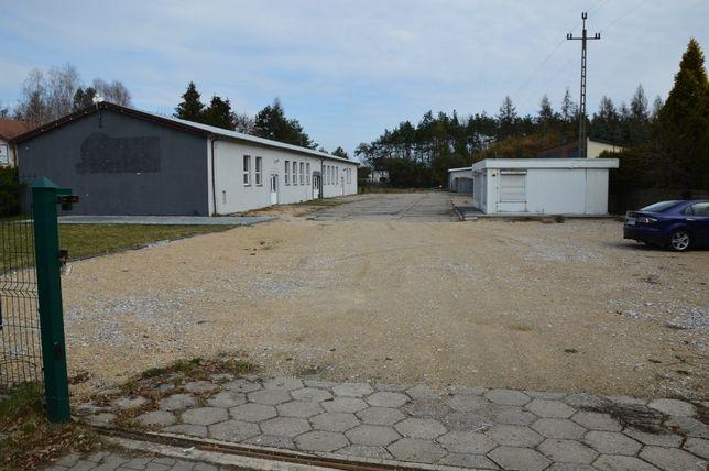 MAGAZYN HALA Nieruchomość 600 m2 + duża działka RADOMSKO A1 ŁÓDZKIE