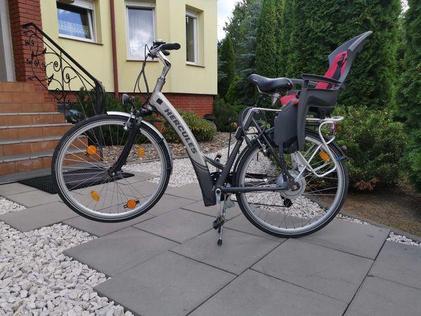 Sprzedam piekny rower elektryczny HERCULES TOURER EMOVE