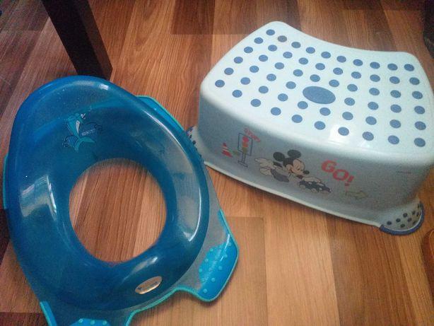 Podkladka +schodek dla dziecka za darmo.