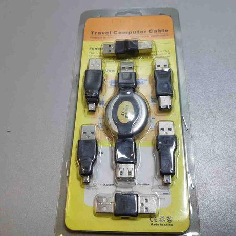 Универсальный USB 2.0 зарядный кабель