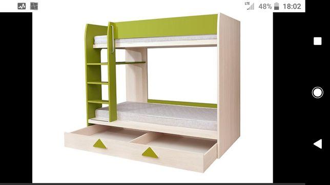 Łóżko piętrowe łóżeczko