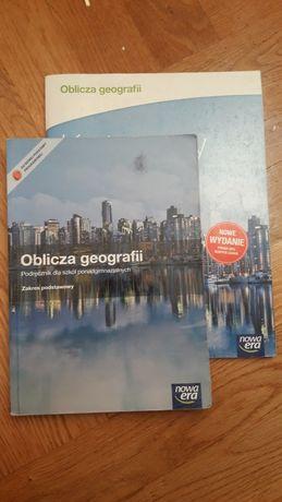 Oblicza geografii. Podręcznik + karty pracy