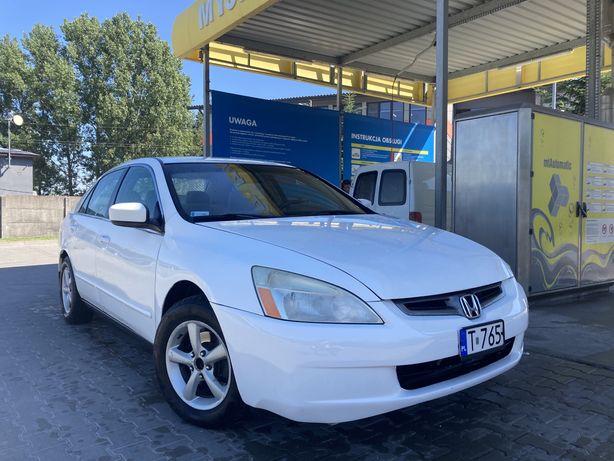 Honda Accord 2.4 190KM 2004 LPG