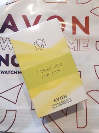 Scent mix lovely apple Avon
