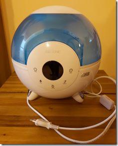 Nawilżacz powietrza ultradźwiękowy UH2021DBL Air Sonic