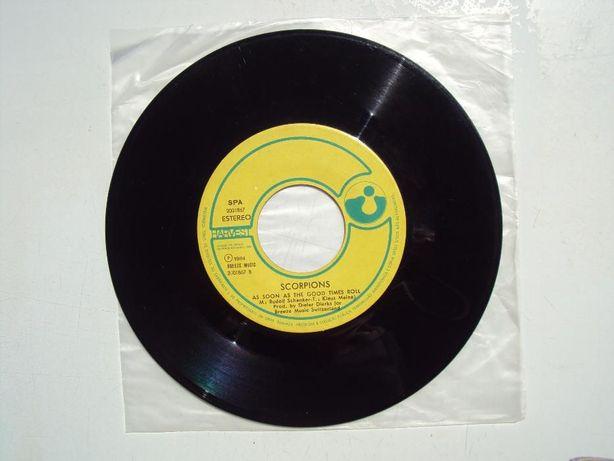 Disco vinil Scorpions - antiguidade