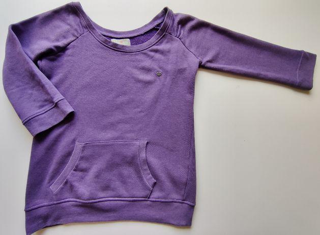 Fioletowa bluza - Cropp rozmiar L
