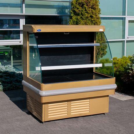 Witryna chłodnicza 125 cm JBG2 RDA 1,25