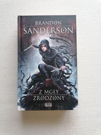 Z mgły zrodzony - Brandon Sanderson