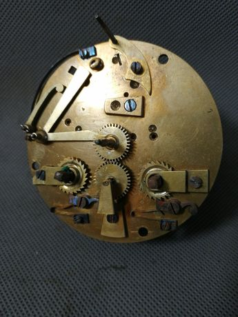 Stary mechanizm do zegara kominkowego 3