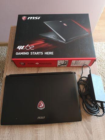 Laptop gamingowy MSI GL62 6QD Intel Core i5 NVIDIA GeForce GTX 950M