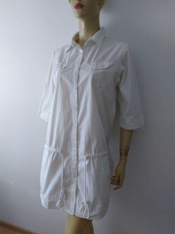 Sukienka Tunika Narzutka Bawełna