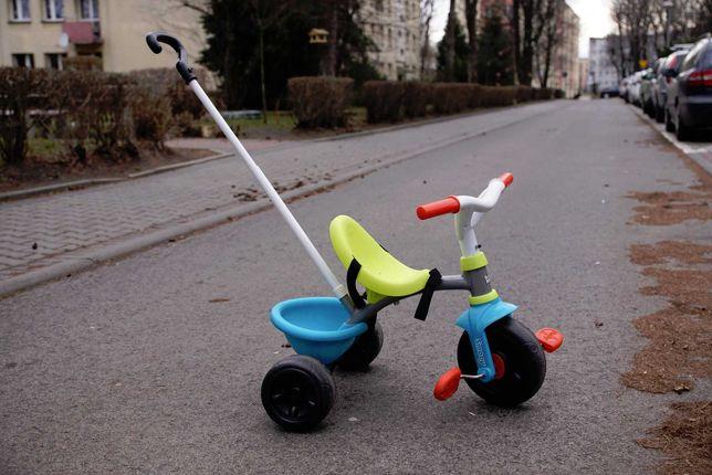 Rowerek Smoby rower trójkołowy dla dzieci Decathlon